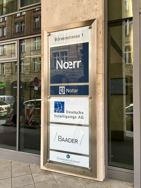 Nach Kursrückgang: Deutsche Beteiligungs AG nachgekauft