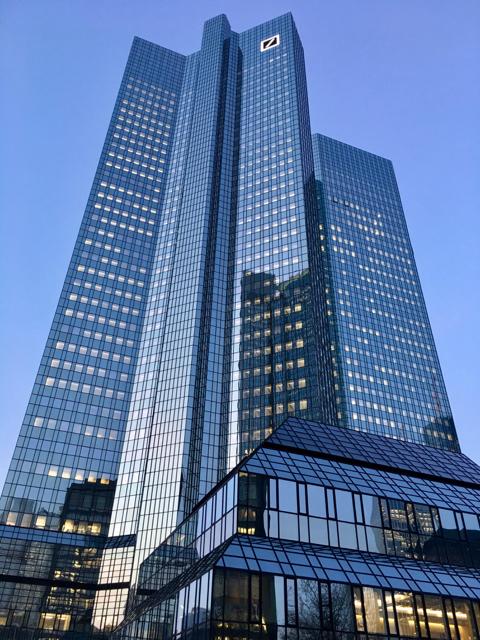Warum mir die Deutsche Bank nicht ins Depot kommt