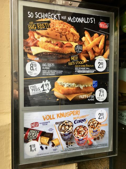 Das goldene M im Divantis-Depot: McDonald's im Porträt