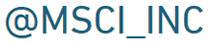 Ein frischer Titel im Divantis-Depot: MSCI gekauft