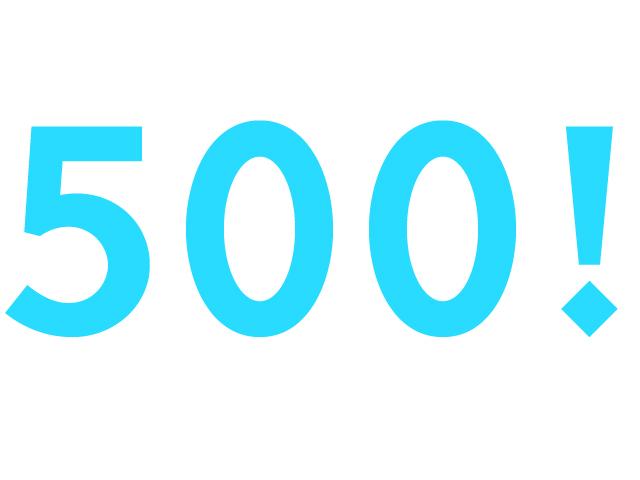 500 Tage Divantis!