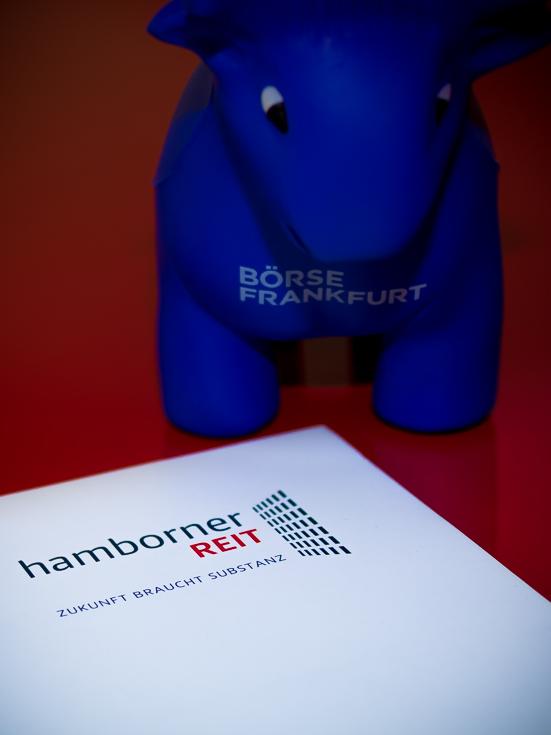 Offizielle Einladung zur Hauptversammlung der Hamborner REIT
